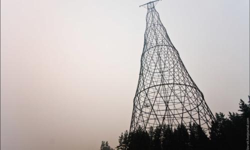 Фото Шуховской башни (часть 2)