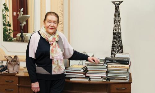 Татьяна Виноградова: «Предстоящий юбилей города — хороший повод для обновления»