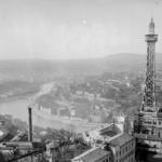 Металлическая башня на Фурвьере