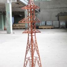 Стилизованная модель Л.Э.П.