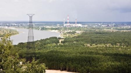 Реконструкция Шуховской башни на Оке