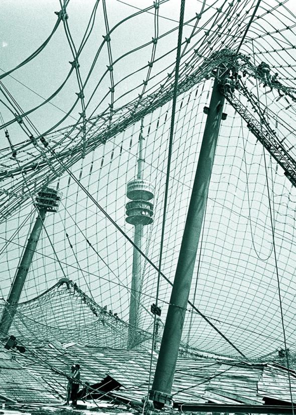 Олимпийский стадион, Мюнхен