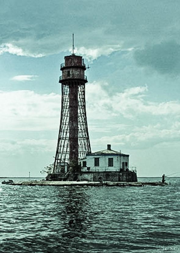 Аджигольский маяк