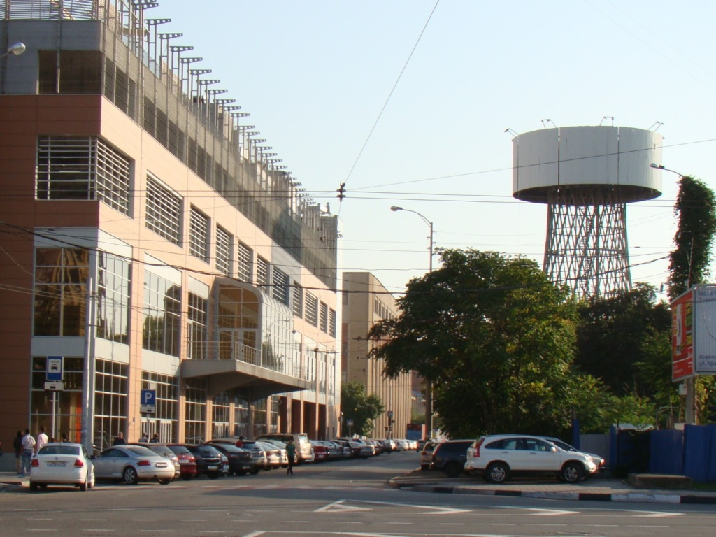 Шуховская башня - Краснодар