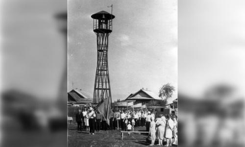 Шуховская башня в Балахнинском районе признана объектом культурного наследия