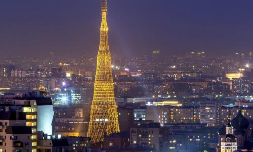 Как Шуховская башня стала первой большой стройкой советской Москвы