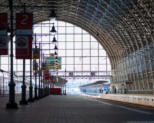 Киевский вокзал: отпрошлого кнастоящему
