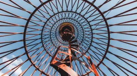 Башня в Полибино